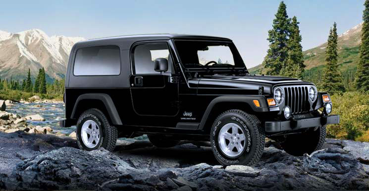 Jeep Wrangler TJ Unlimited